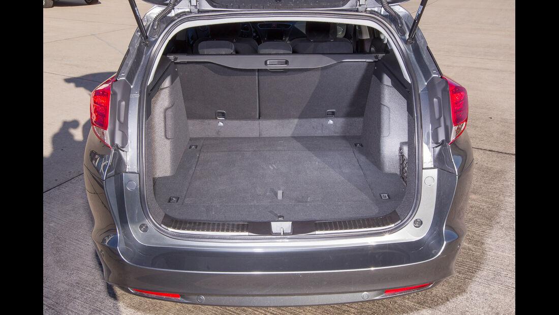 Honda Civic Tourer 1.6 i-DTEC, Kofferraum