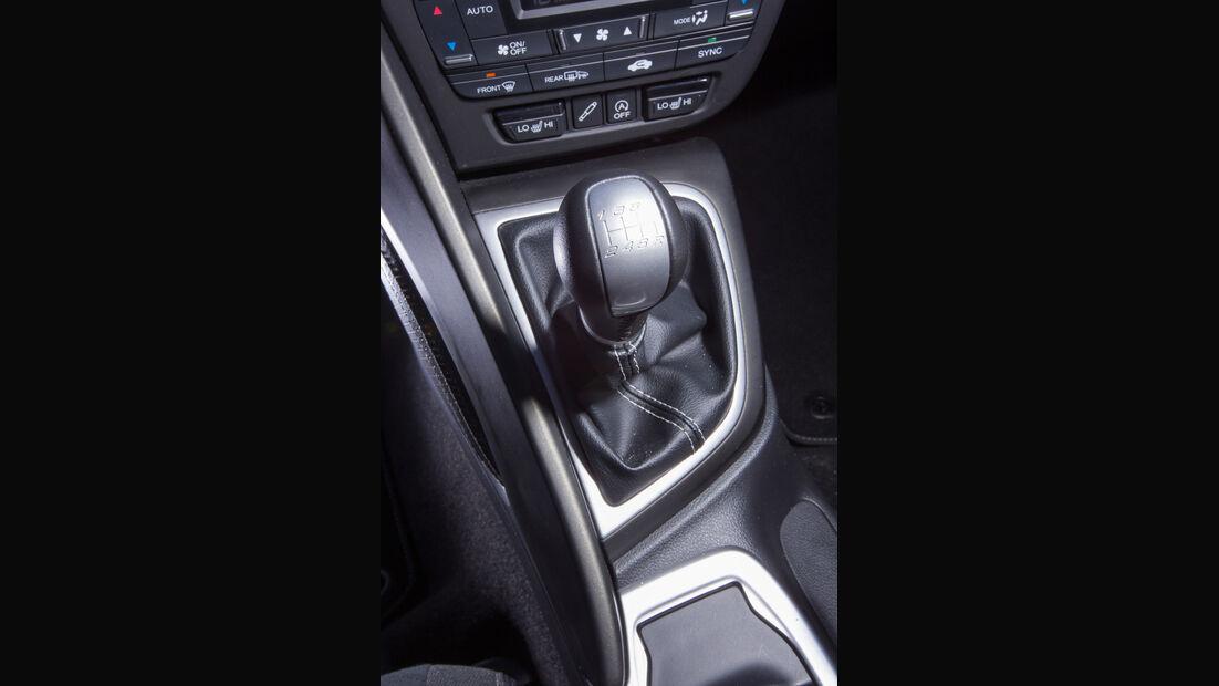 Honda Civic Tourer 1.6 i-DTEC, Schalthebel