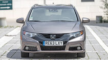 Honda Civic Tourer 1.6i-DTEC, Frontansicht