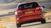 Honda Civic Tourer, Heckansicht