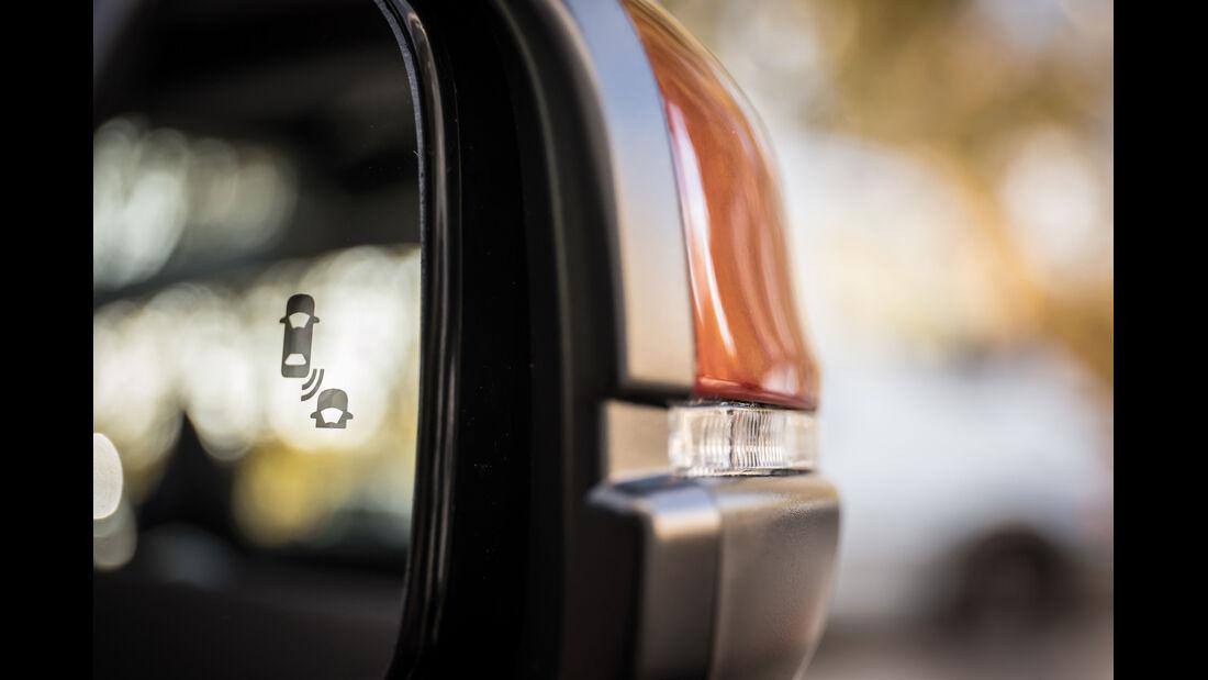 Honda Civic Tourer, Seitenspiegel