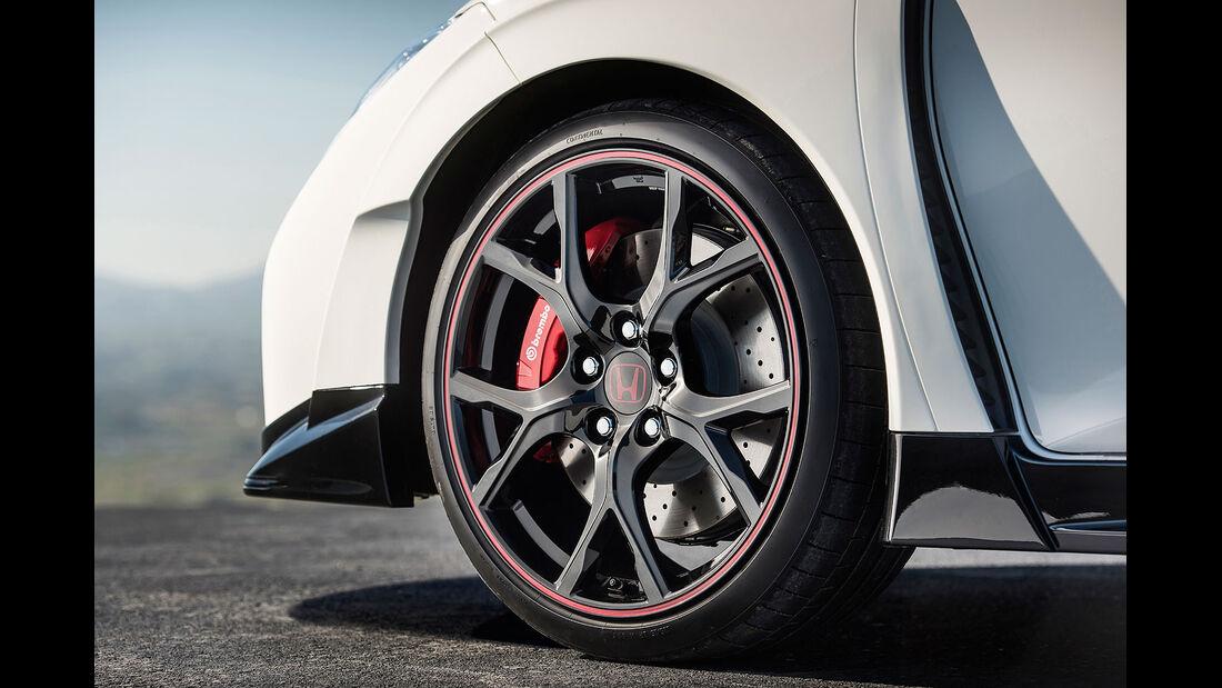Honda Civic Type R,