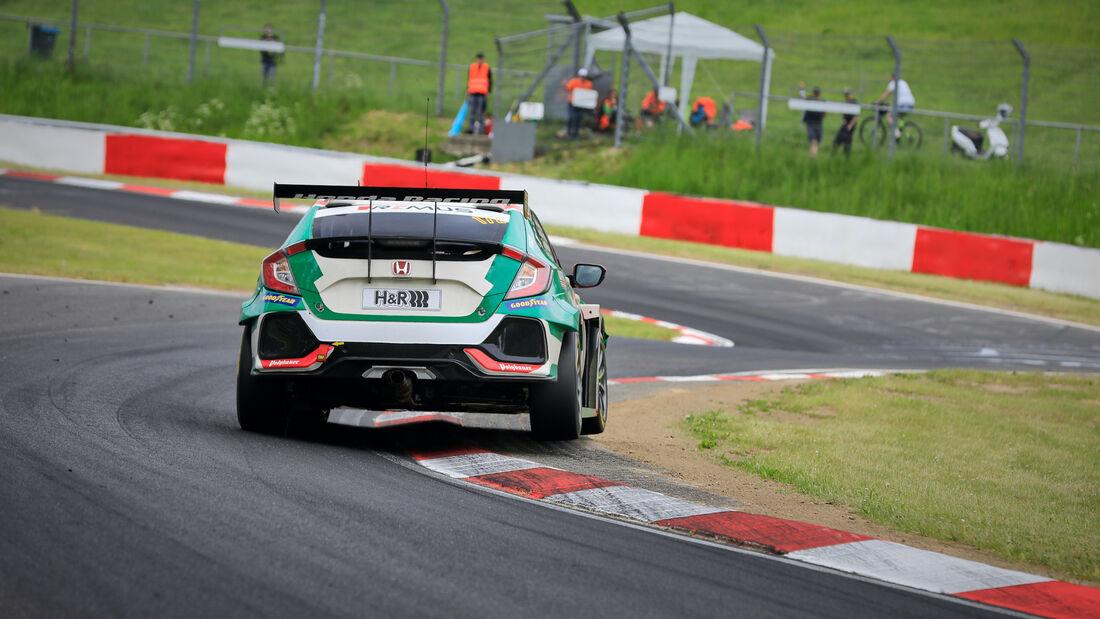 Honda Civic Type R - 24h Rennen Nürburgring - Nürburgring-Nordschleife - 3. Juni 2021