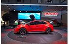 Honda Civic Type R Concept, Genfer Autosalon, Messe, 2014, Genfer Autosalon, Messe, 2014