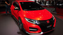 Honda Civic Type R Concept, Genfer Autosalon, Messe, 2014