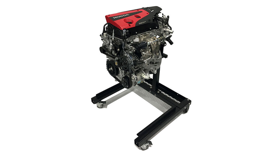 Honda Civic Type R Crate Engine, 2021