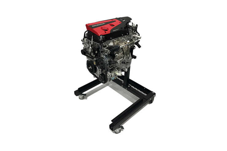 Honda verkauft Civic-Type-R-Motor einzeln: Potenter Motor mit Kabelbaum in der Kiste - auto motor und sport
