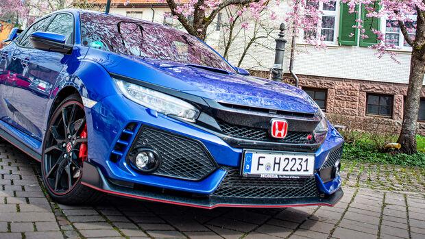 Honda Civic Type R, Dauertest