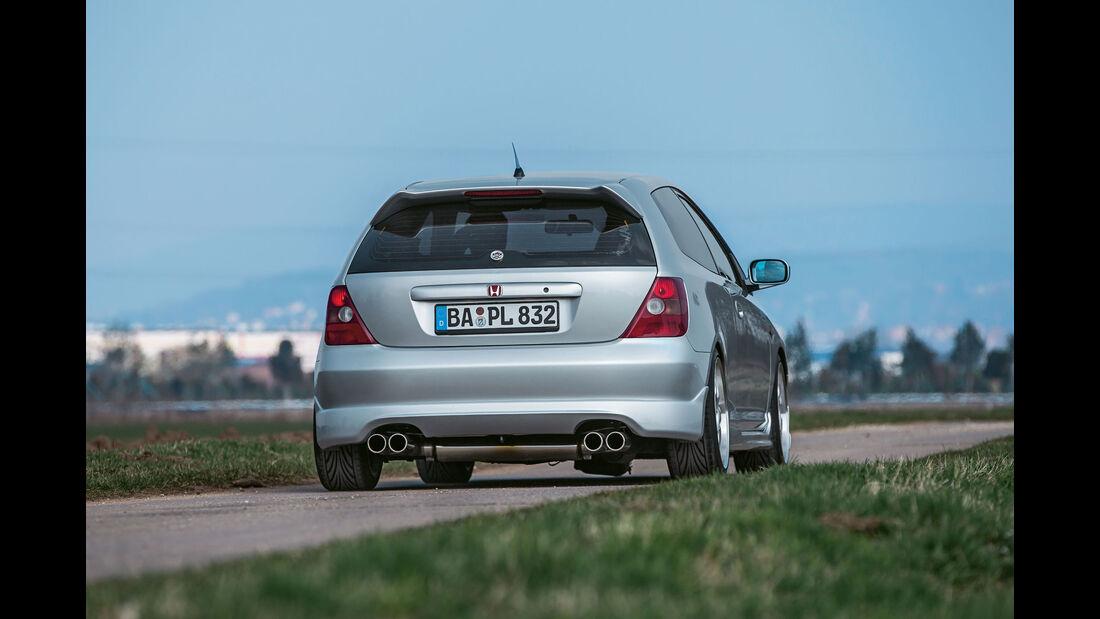 Honda Civic Type R, EP3, sport auto  05/15
