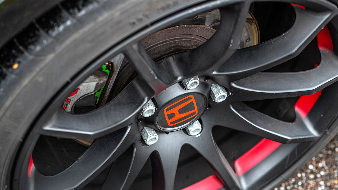 Honda Civic Type R FN2, Felge