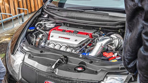 Honda Civic Type R FN2, Motor