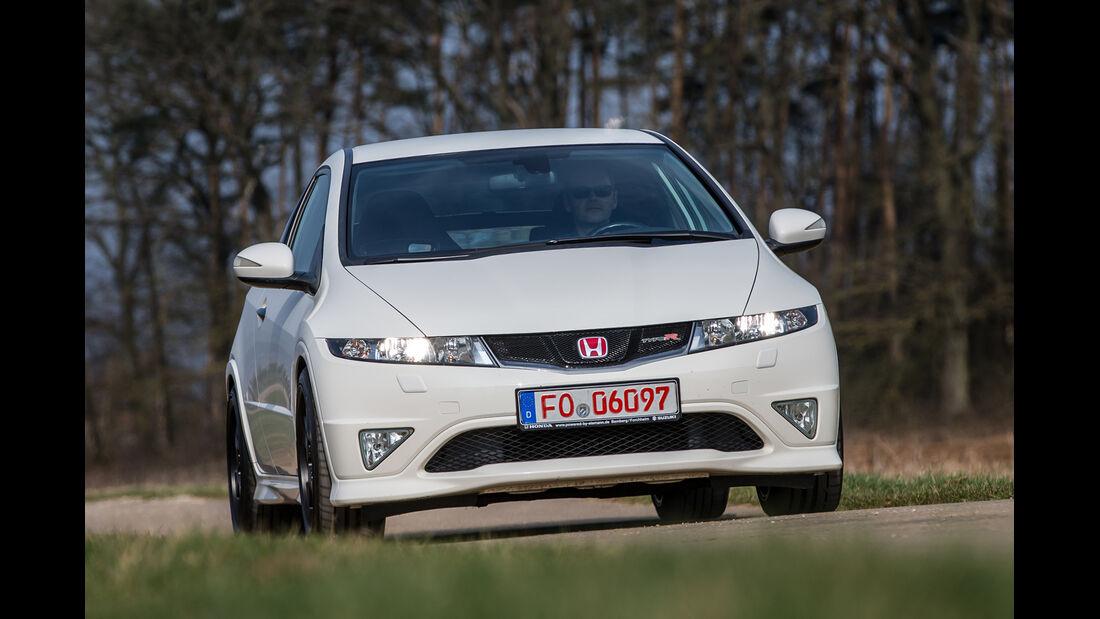 Honda Civic Type R, Frontansicht