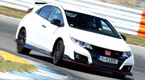 Honda Civic Type R, Frontansicht