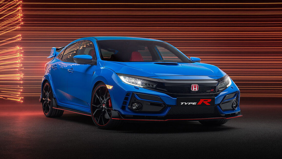 Honda Civic Type R Modelljahr 2020