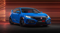 Honda Civic Type R Modelljahr 2020