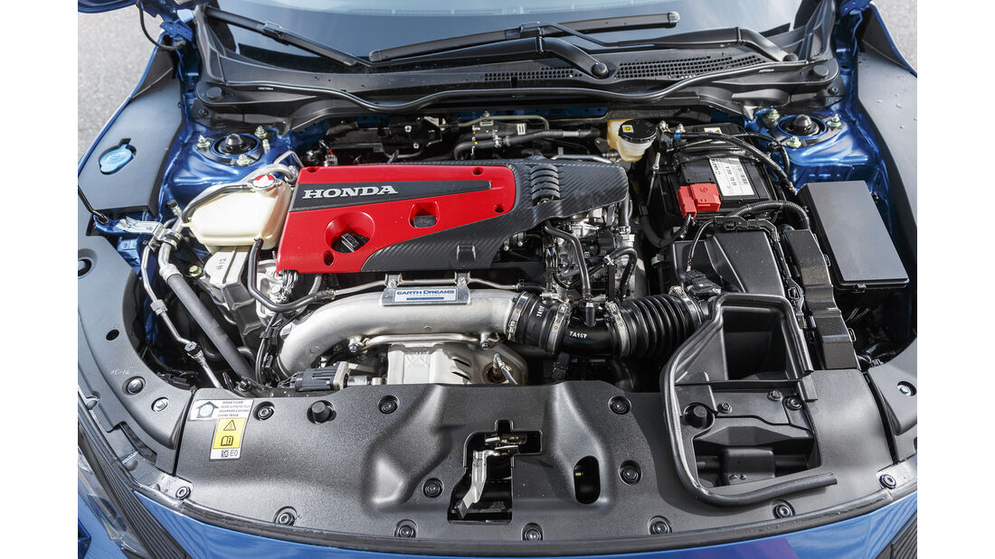 Honda Civic Type R, Motor