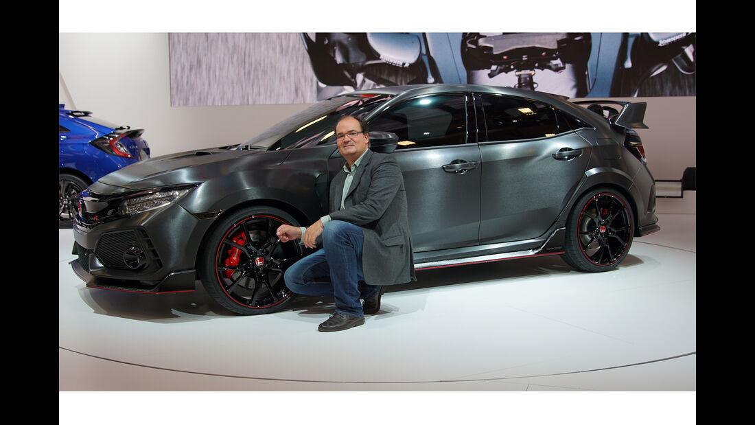Honda Civic Type R Prototyp