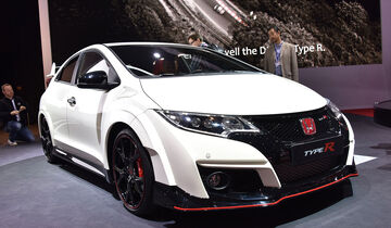 honda civic type r im supertest auto motor und sport. Black Bedroom Furniture Sets. Home Design Ideas
