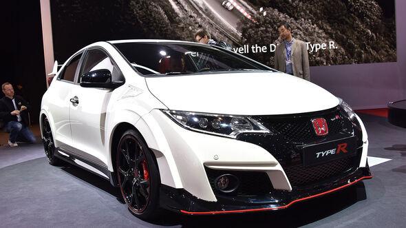 Honda Civic Type R Sperrfrist 2.3.2015 21.00 Uhr