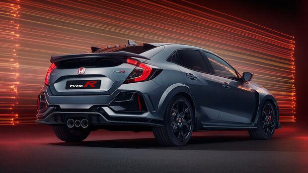 Honda Civic Type R Sport Line