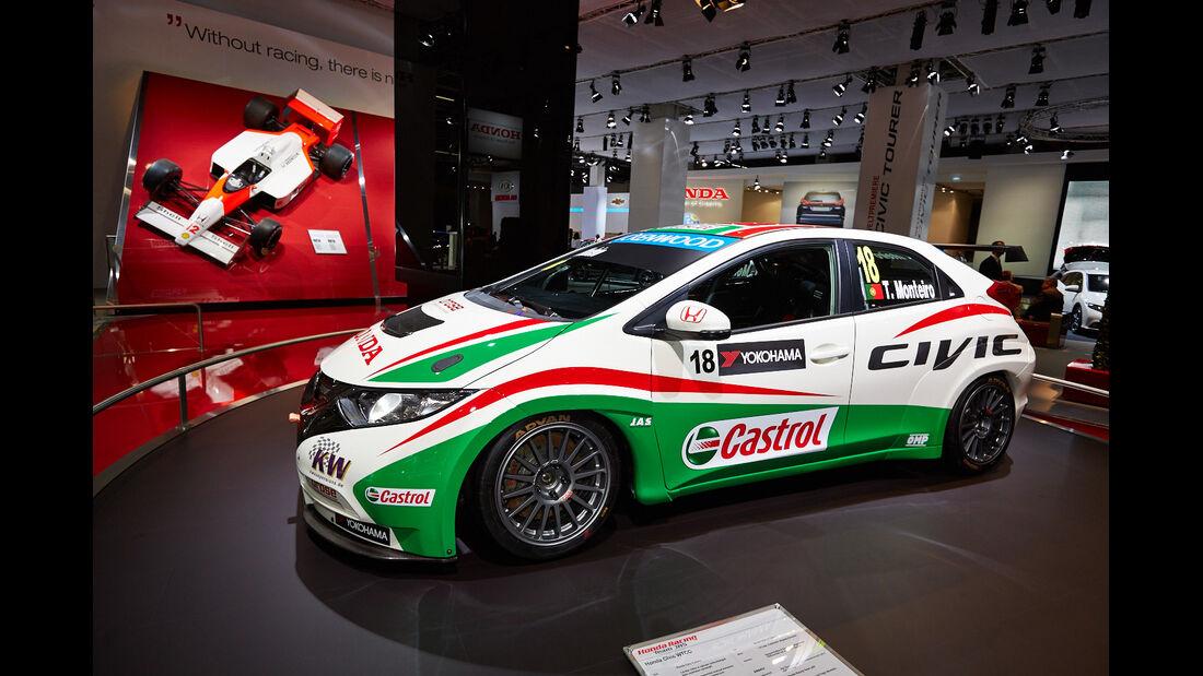 Honda Civic WTCC - IAA 2013