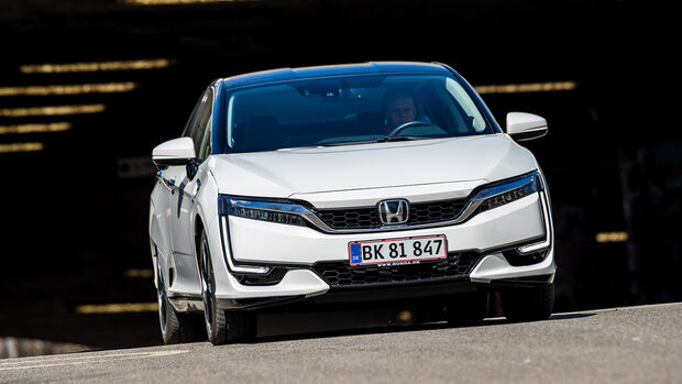 Honda Clarity Fuel Cell, Exterieur