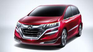 Honda Concept M Shanghai 2013