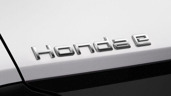 Honda E Modellbezeichnung