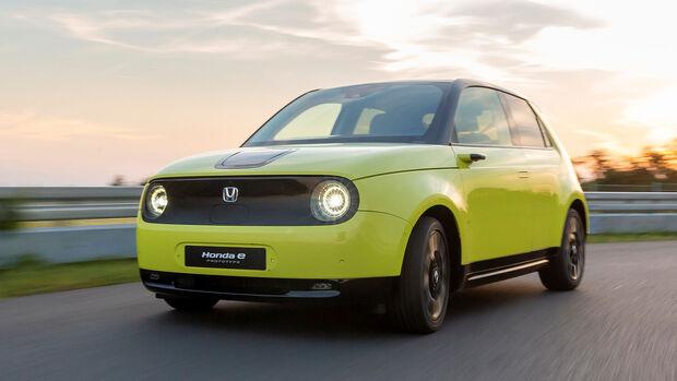 Honda E Prototyp