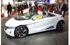 Honda EV-STER Genf Studie Concept 2012