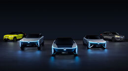 Honda Elektroautostrategie China