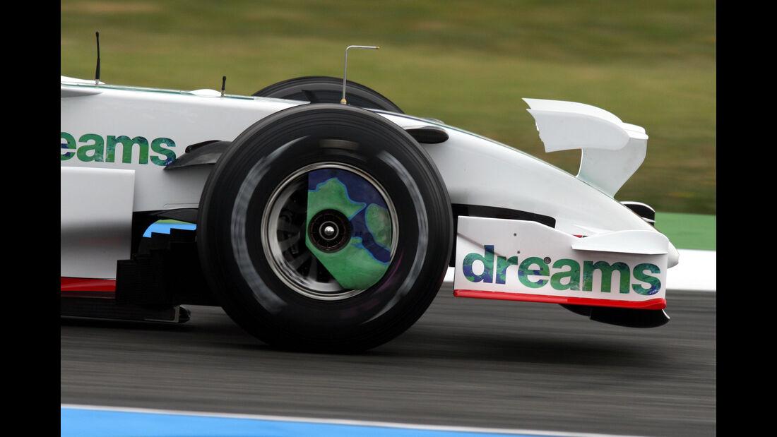Honda - F1 2008