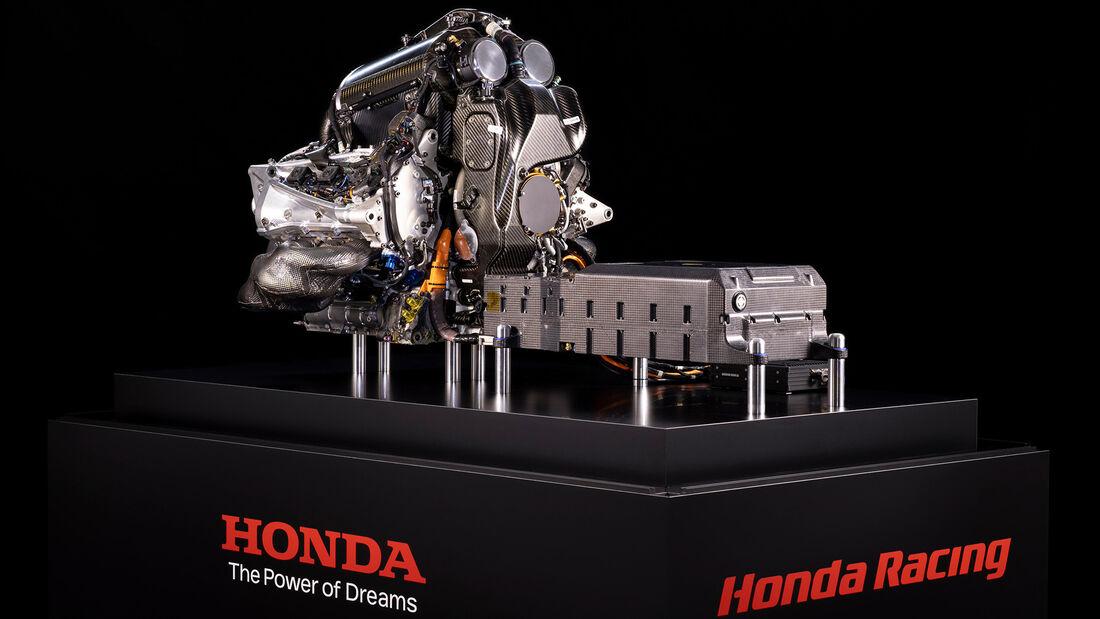 Honda - F1-Motor