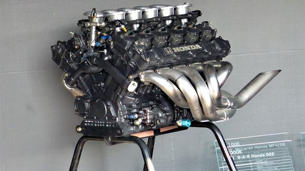 Honda F1-Motor - Formel 1 - GP Japan - Suzuka - 23. September 2015