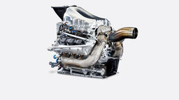 Honda - F1-Motor - V6-Turbo - Hybrid