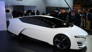 Honda FCEV Brennstoffzelle Prototyp