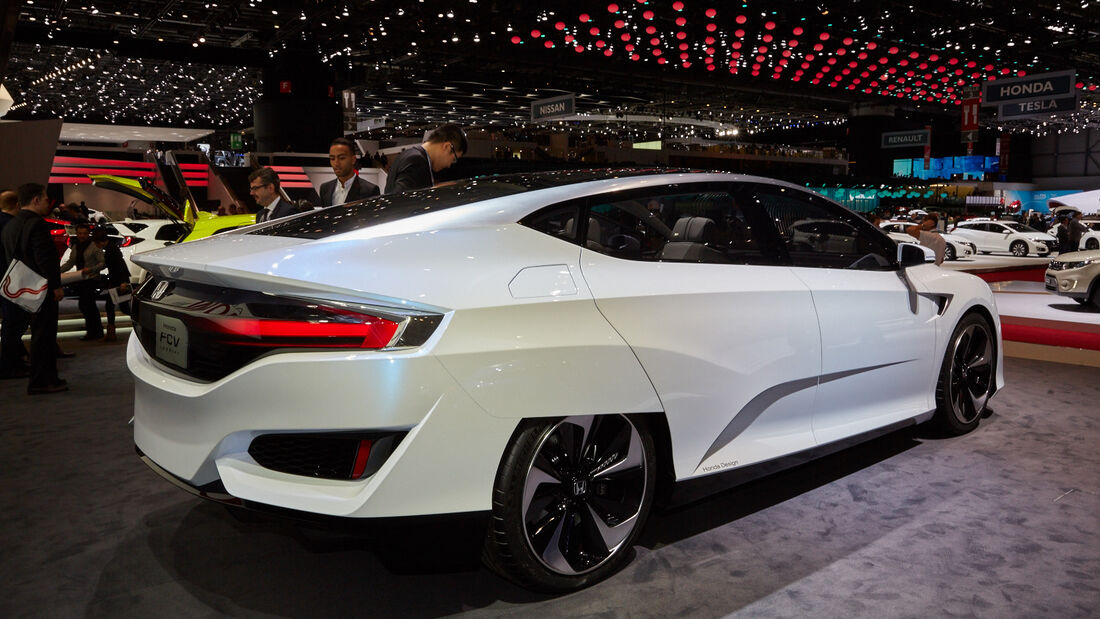Honda FCV Concept in Genf