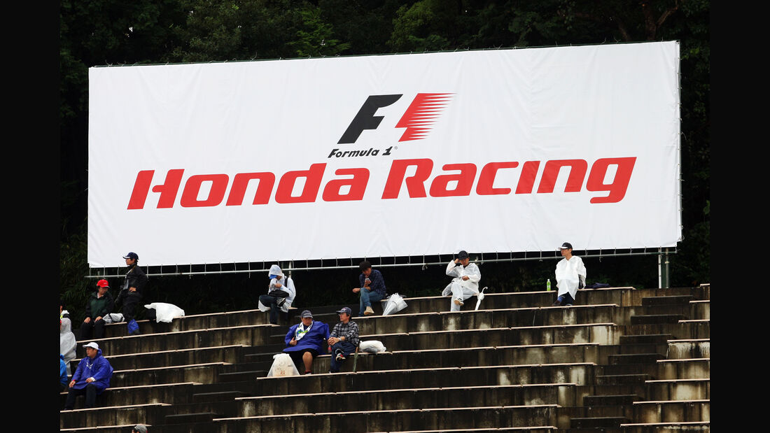 Honda-Fans - Formel 1 - GP Japan - Suzuka - 25. September 2015