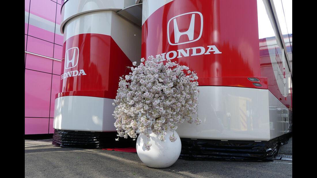 Honda - Formel 1 - GP Belgien - Spa-Francorchamps - 22. August 2018