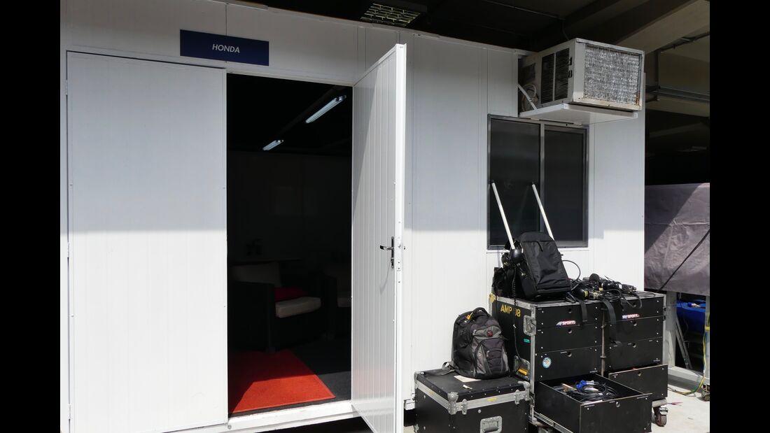 Honda - Formel 1 - GP Brasilien - 8. November 2017