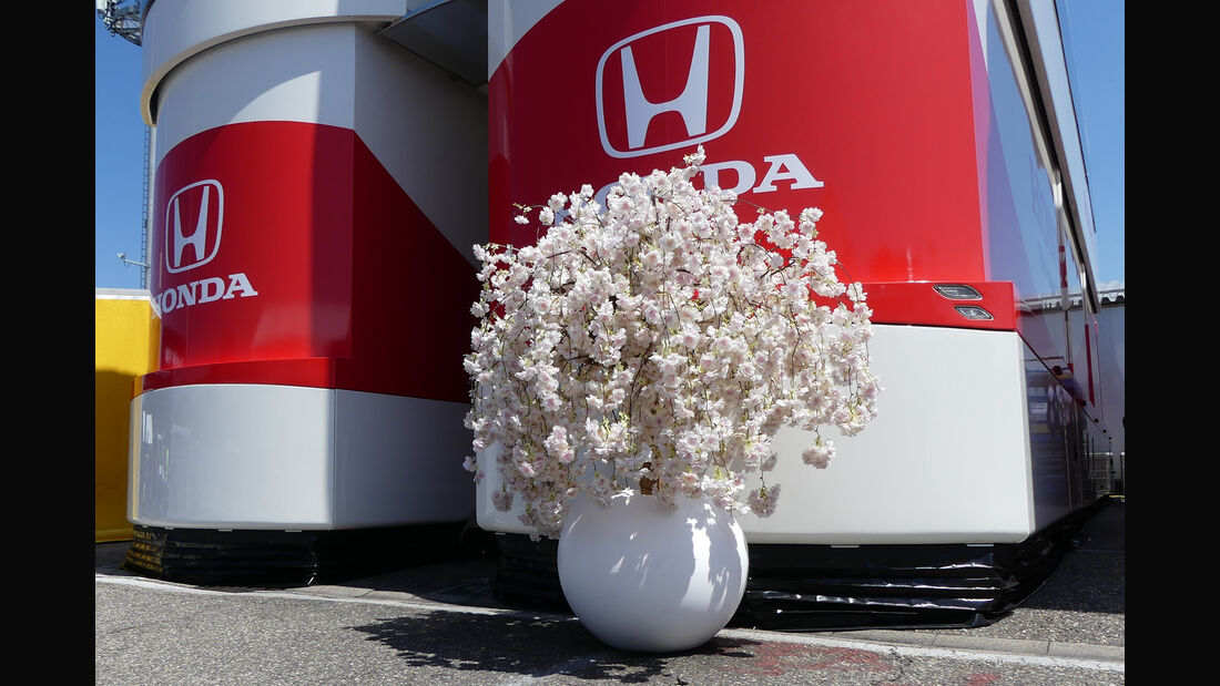 Honda - Formel 1 - GP Deutschland - Hockenheim - 18. Juli 2018