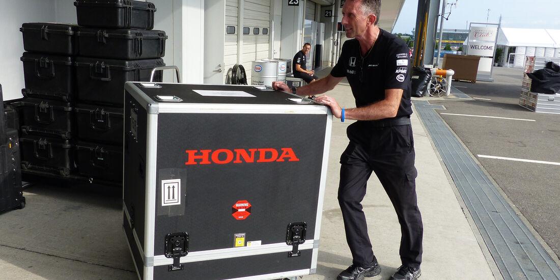 Honda - Formel 1 - GP Japan - Suzuka - 23. September 2015