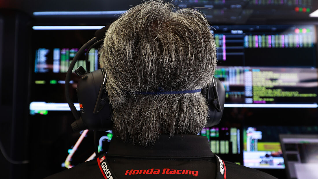 Honda - Formel 1 - GP Österreich 2021