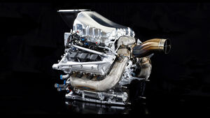 Honda - Formel 1-Motor - V6 - 2015