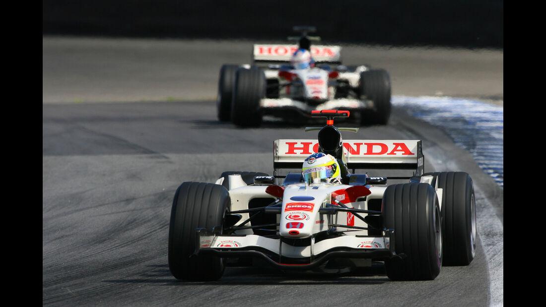 Honda - GP Brasilien 2006