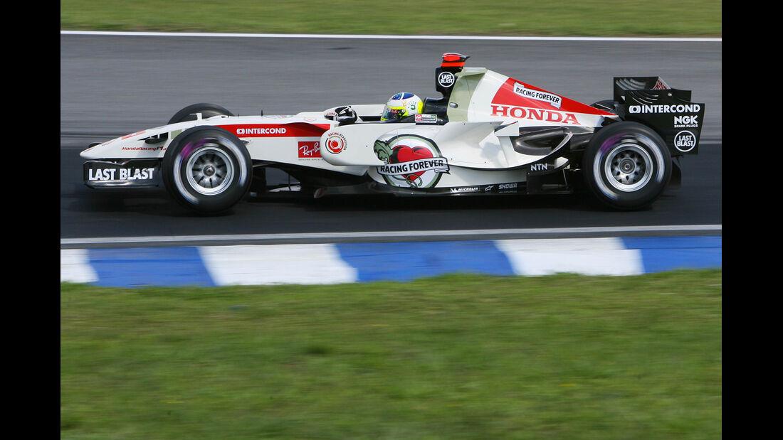 Honda - GP Brasilien 2006 - Formel 1