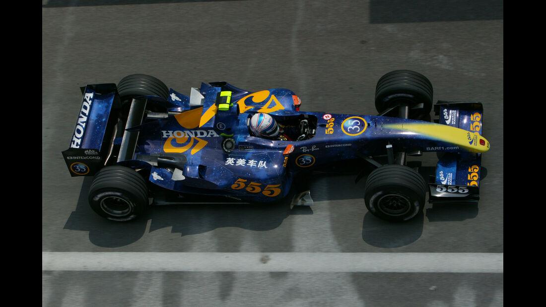 Honda - GP China 2004 - Formel 1