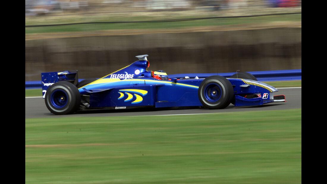 Honda - GP England 1999 - Formel 1