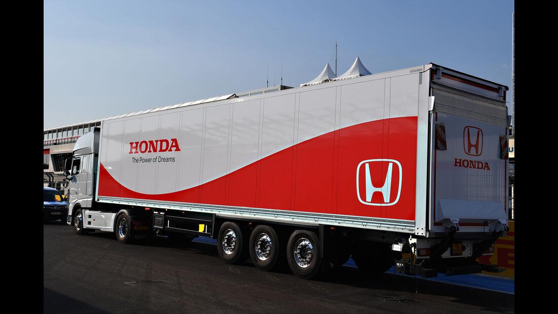 Honda - GP Francreich - Le Castellet - Circuit Paul Ricard - 20. Juni 2018