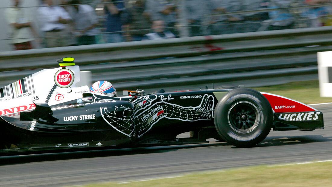 Honda - GP Italien 2004 - Formel 1